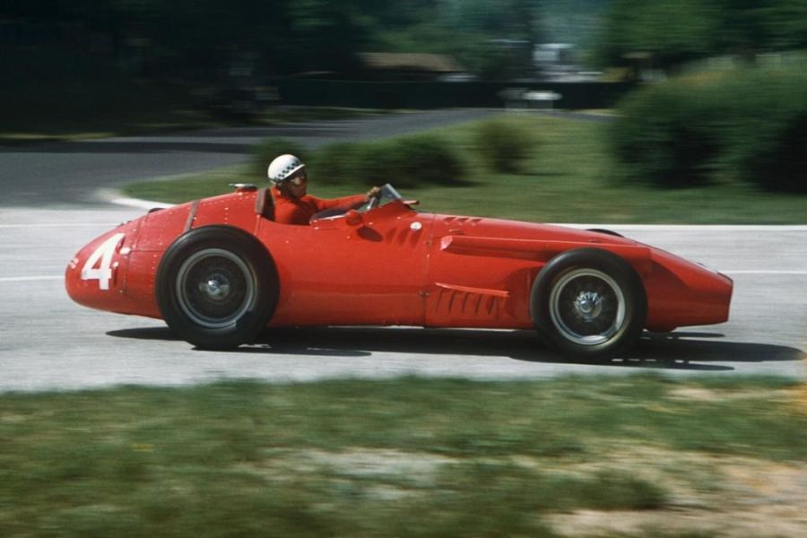 Jean Behra Ferrari