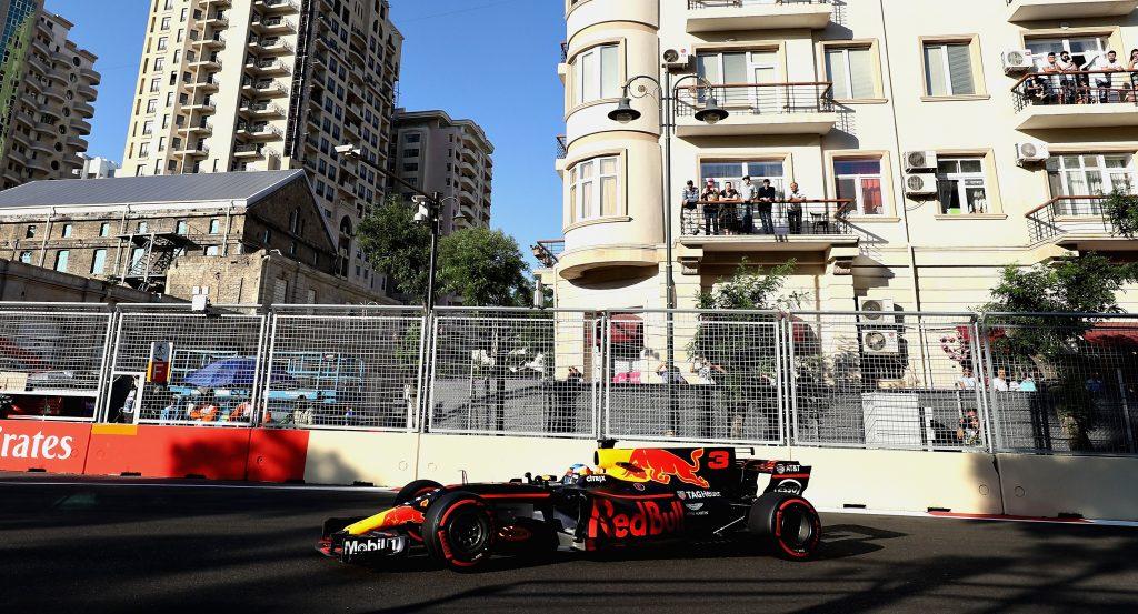 Ricciardo wins chaotic Azerbaijan race, Stroll gets maiden podium – Race Report