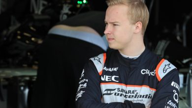 Photo of Nikita Mazepin & DTM's Lucas Auer called up for Force India test
