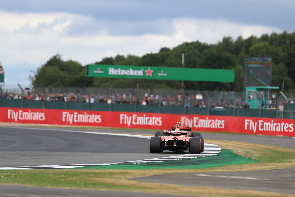 Pirelli find slow puncture as cause for Silverstone drama for Vettel