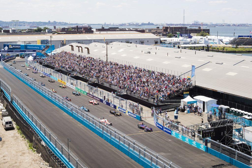 Porsche quit LMP1 for season six Formula E entry