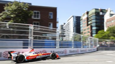 Photo of Rosenqvist fastest in final Montreal practice – FP2 Report