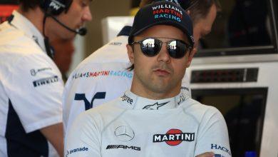 Photo of Massa tops shortened, rain-affected session – FP3 Report