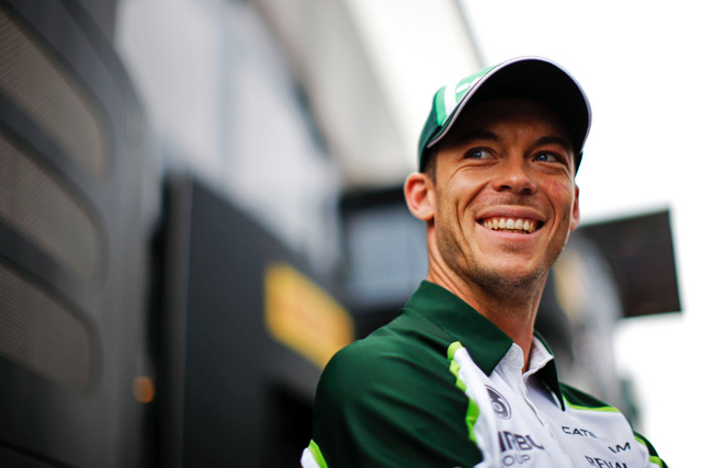 Andre Lotterer replaces Stephane Sarrazin at Techeetah