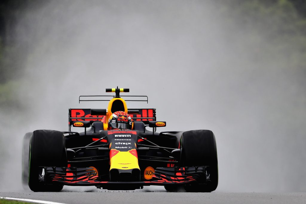 Red Bull Racing Max Verstappen Malaysian Grand Prix