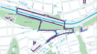 Photo of Formula E Chile track layout revealed