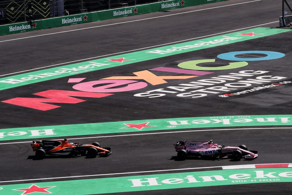 Race Results – 2017 Mexican Grand Prix