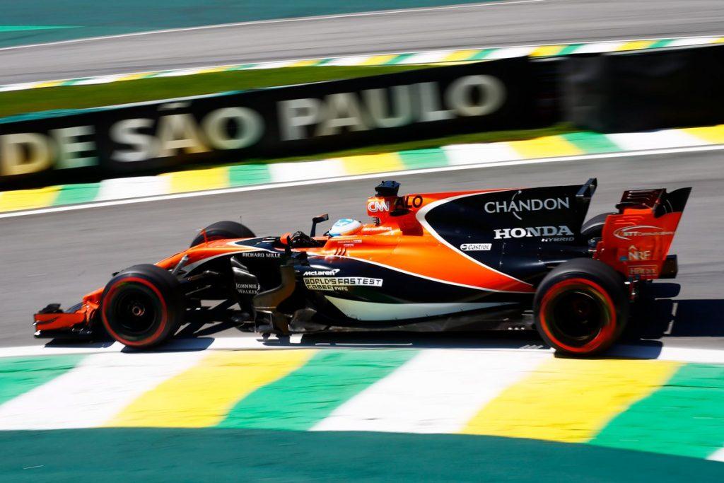 FP1 Results – 2017 Brazilian Grand Prix