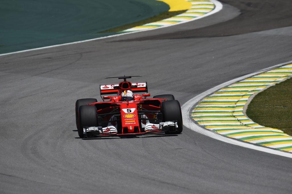 Vettel wins in Brazil, Hamilton fourth from pit lane – Race Report