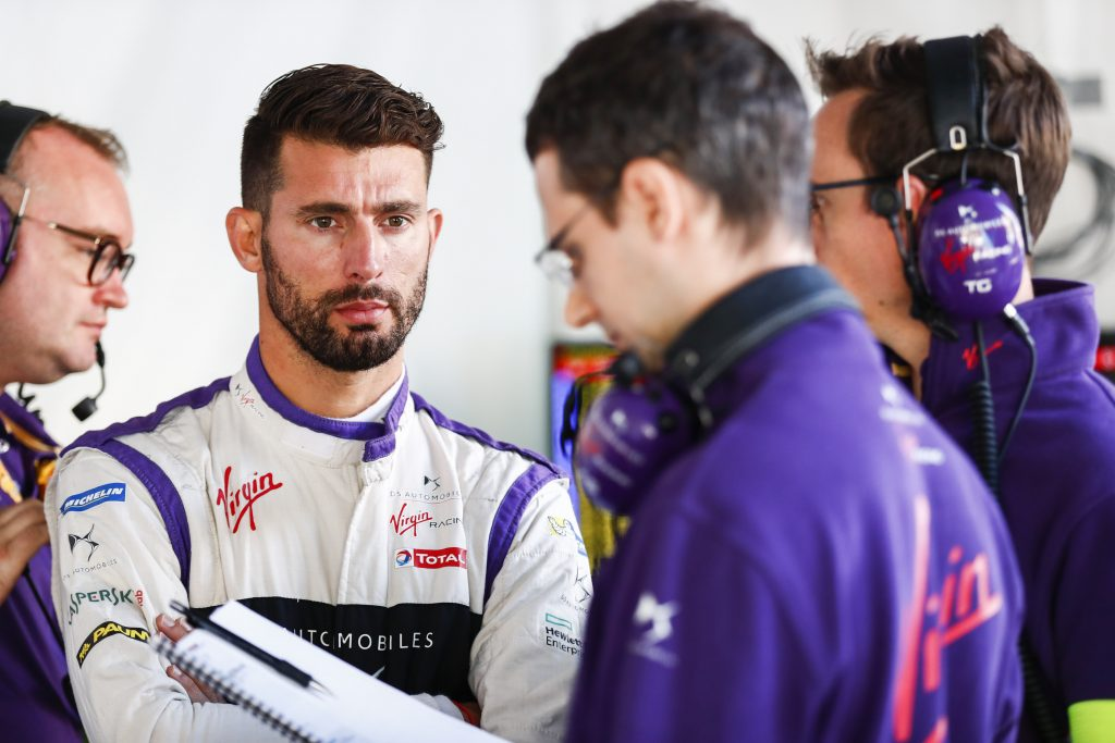 Lopez makes Formula E return as Jani exits Dragon