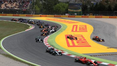 Photo of F1 Reports Increase in TV and Social Media Viewership