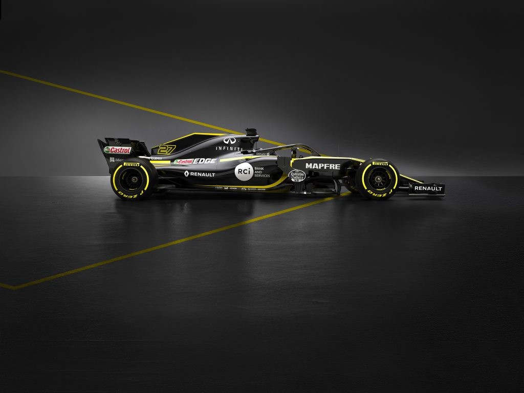 Renault reveal their new RS.18 in online launch