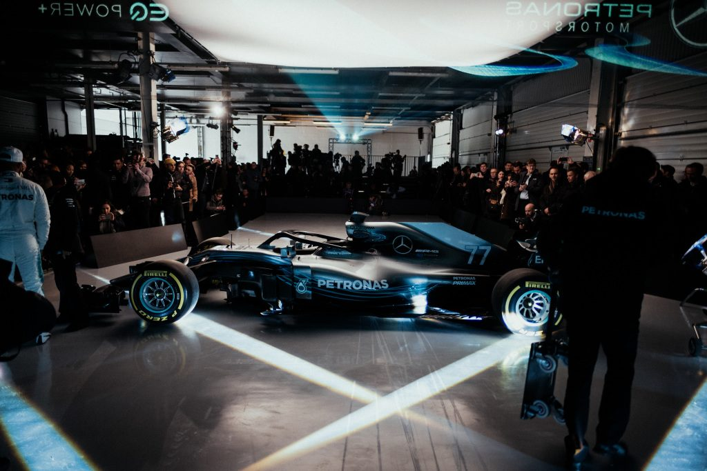 In Pictures – 2018 Mercedes AMG W09
