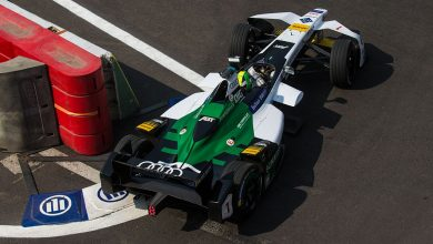 Photo of di Grassi clean sweeps practice as Lynn crashes – FP2 Report