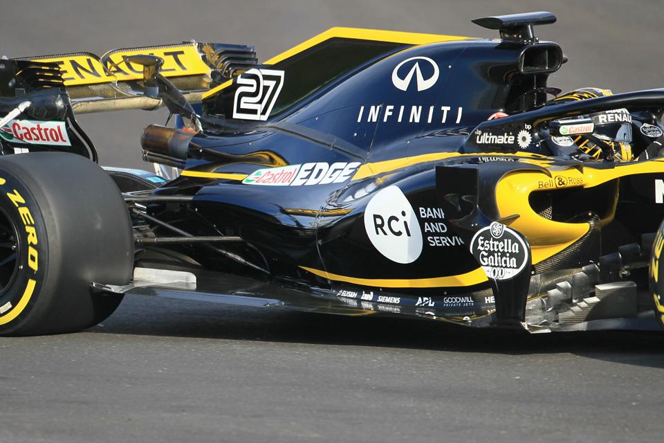 Testing Renault