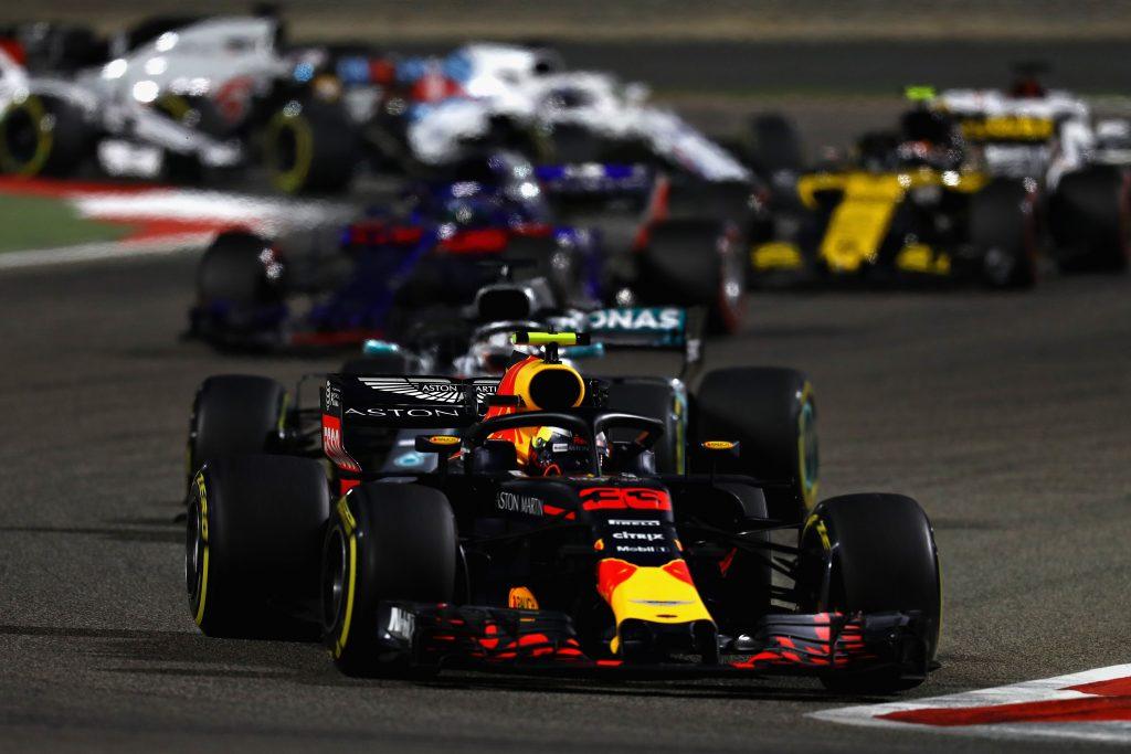 Max Verstappen Bahrain Grand Prix Red Bull Racing