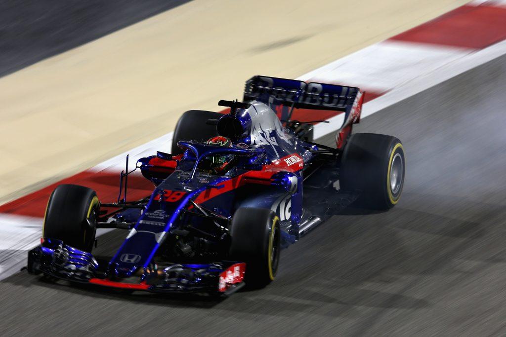 Brendon Hartley Toro Rosso Bahrain Grand Prix