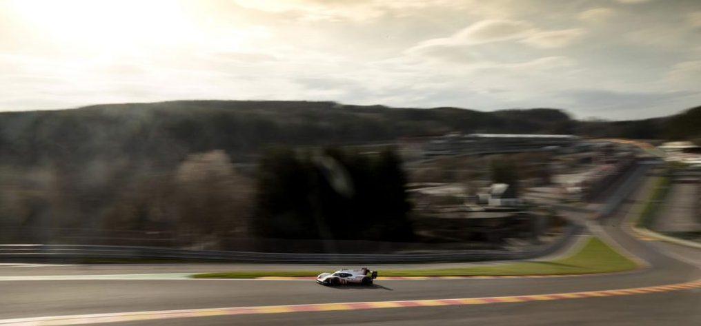 WEC Porsche 919 beats F1 track record at Spa-Francorchamps