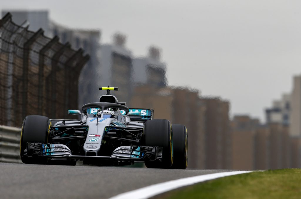 Mercedes Chinese Grand Prix