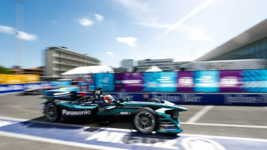 Photo of Piquet tops red-flagged Rome practice – FP1 Report