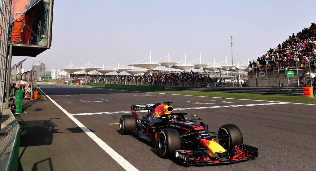 Daniel Ricciardo takes stellar win in chaotic Chinese Grand Prix