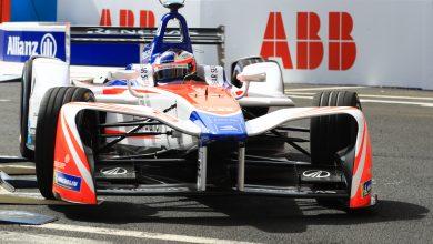 Photo of Suspension bolt failure caused Rosenqvist Rome retirement