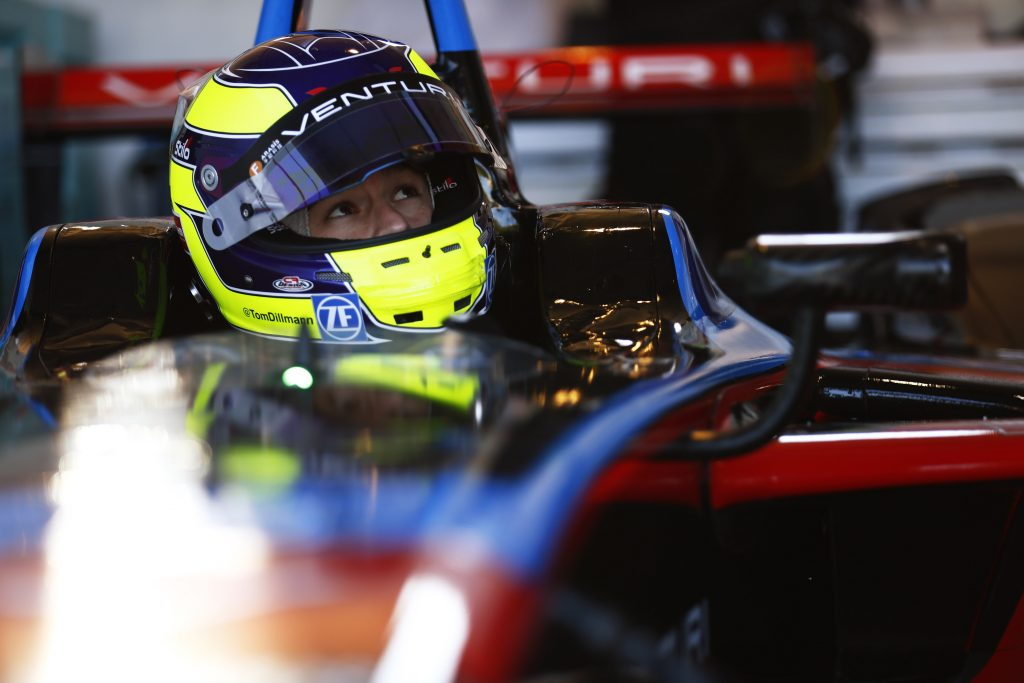 Tom Dillmann to stand in for Mortara in Berlin