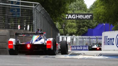 Photo of Rosenqvist: Mahindra was 'praying' for car to improve in Paris