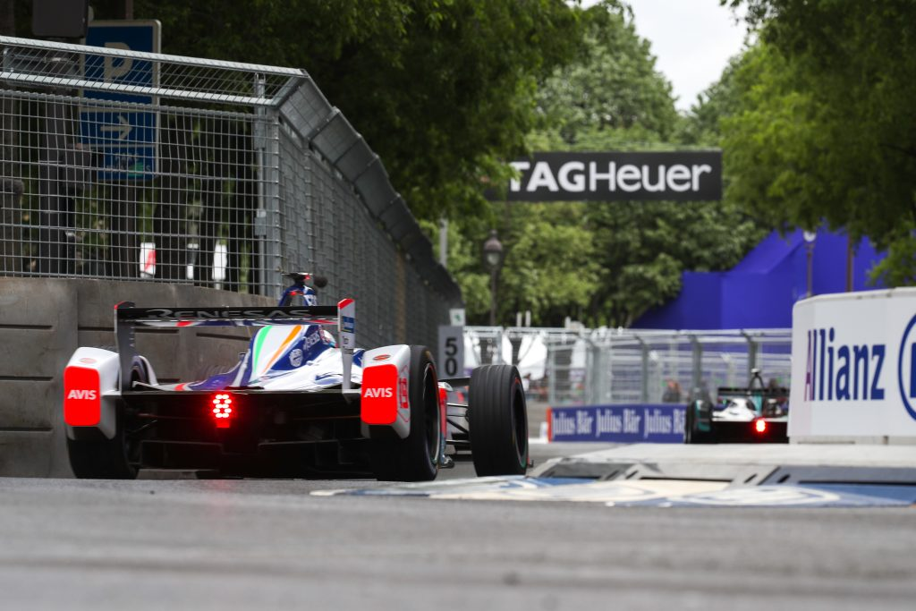Rosenqvist: Mahindra was 'praying' for car to improve in Paris