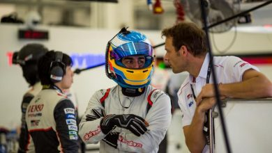 Photo of Gil de Ferran praises Alonso's work ethic & speed ahead of WEC debut