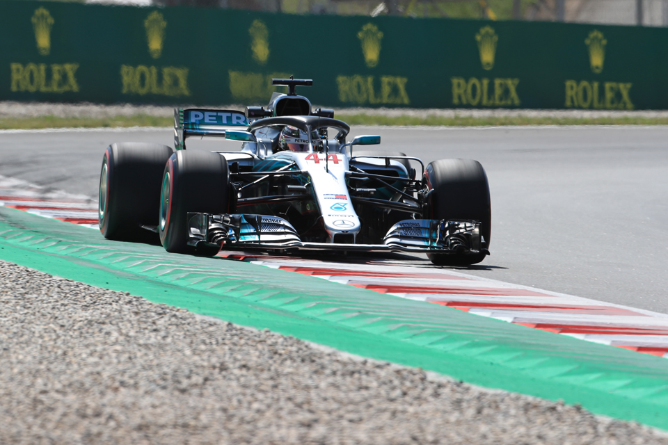 Hamilton heads Bottas by 0.013s – FP3 Report