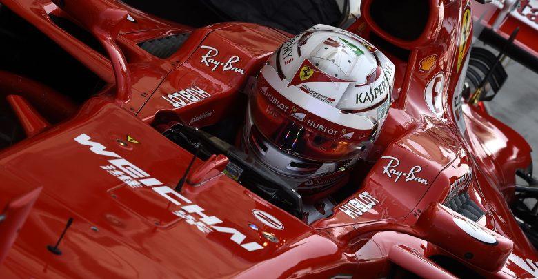 Ferrari Giovinazzi