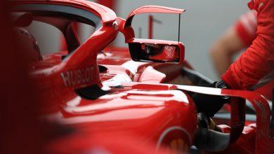 Photo of FIA ban controversial halo-mounted Ferrari Winglets