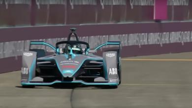 Photo of Video: Nico Rosberg's full demonstration run in Gen2 Formula E car