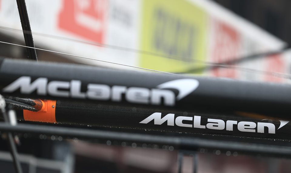 McLaren Latifi