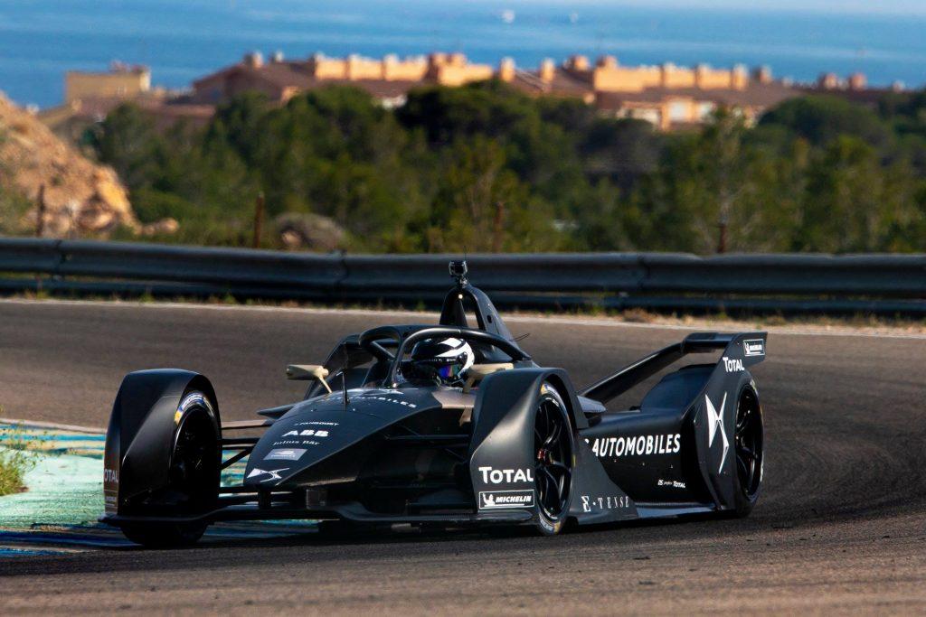 Vergne, Lotterer become DS test drivers
