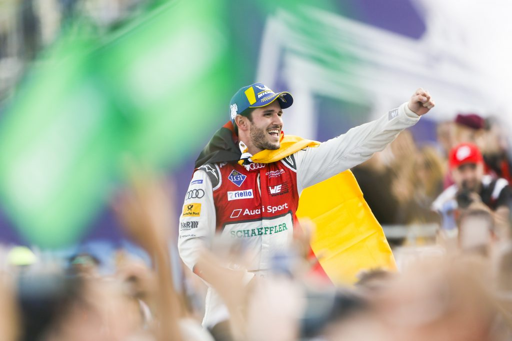 Daniel Abt to remain at Audi in 2018/19