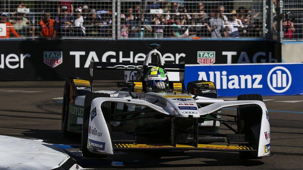 Di Grassi wins as Bird slashes points lead in Zurich