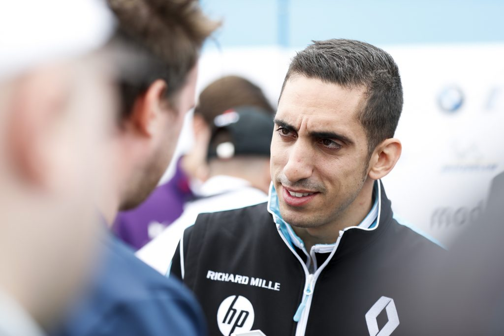 Buemi set to stay at e.dams despite conflict rumours