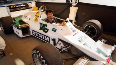 Photo of Guy Martin to race against Jenson Button in Williams over British GP weekend
