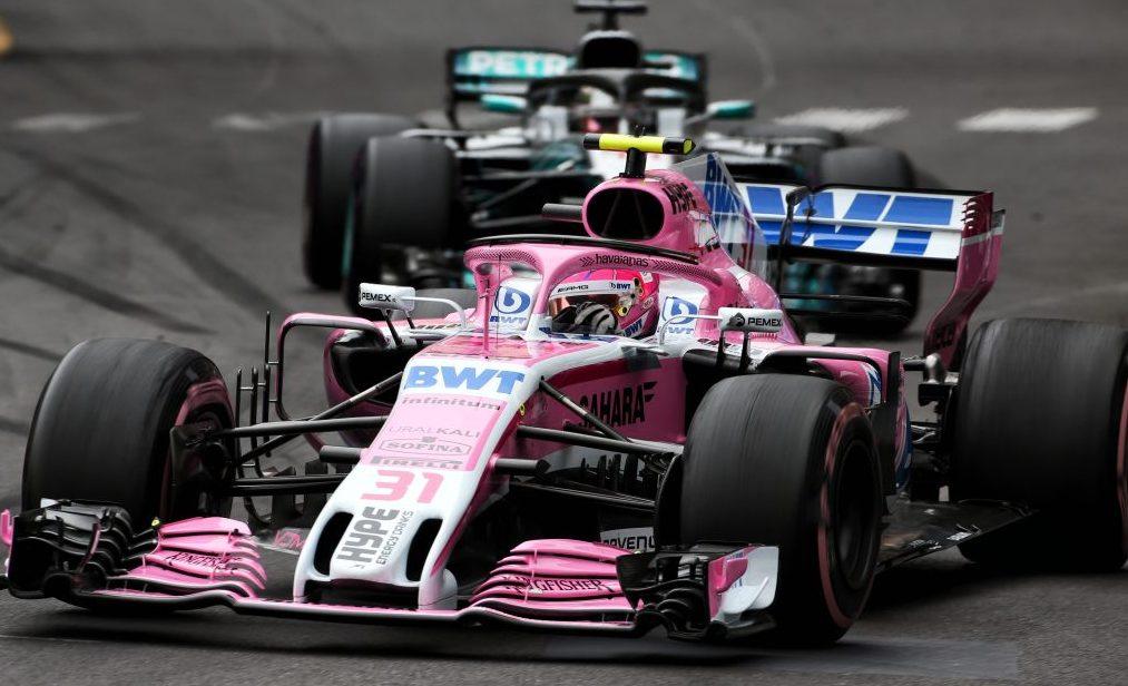 Force India Mercedes