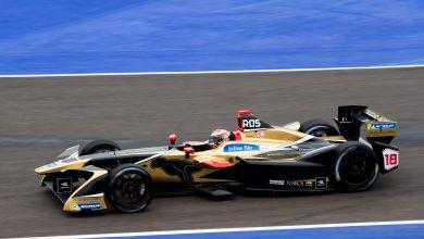 Photo of James Rossiter announced as Techeetah Formula E development driver