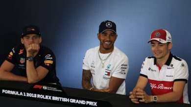 Photo of Thursday Press Conference – 2018 British Grand Prix