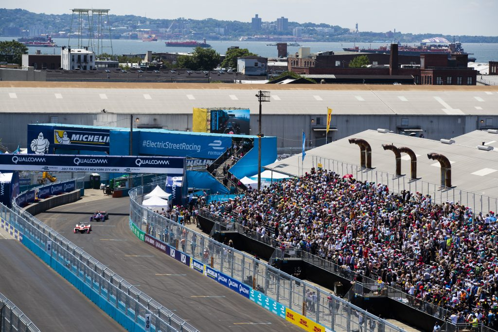 Qualifying Results – 2018 New York City E-Prix