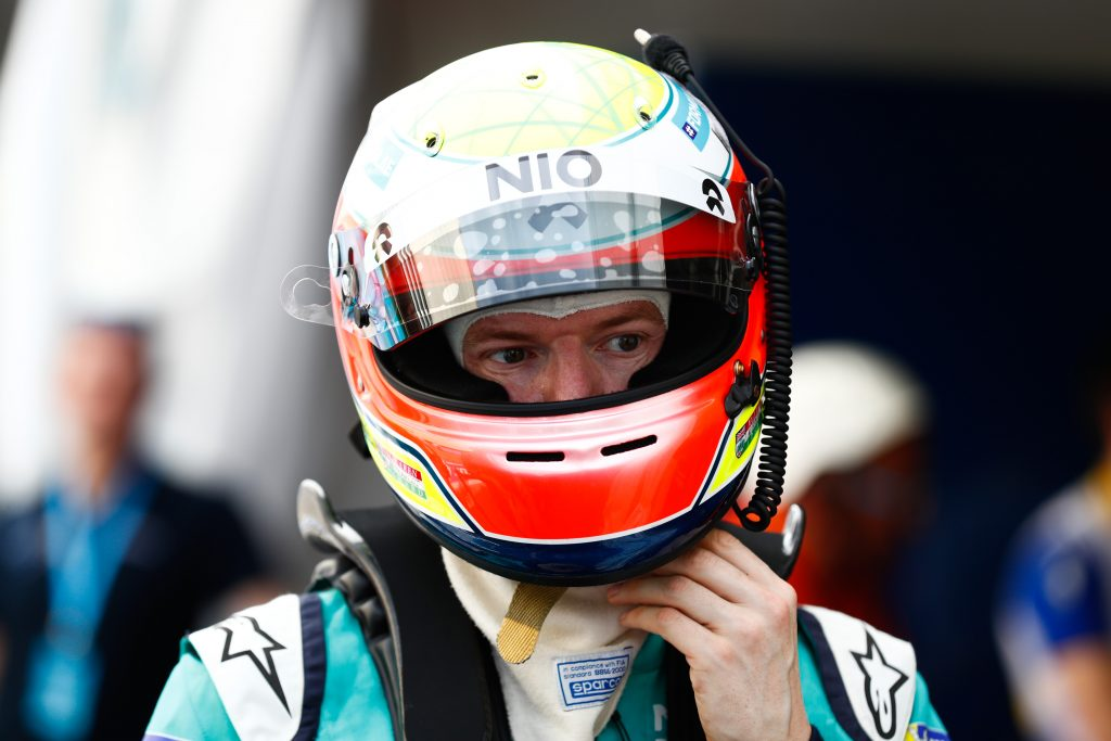 Injured Turvey to miss New York Formula E race