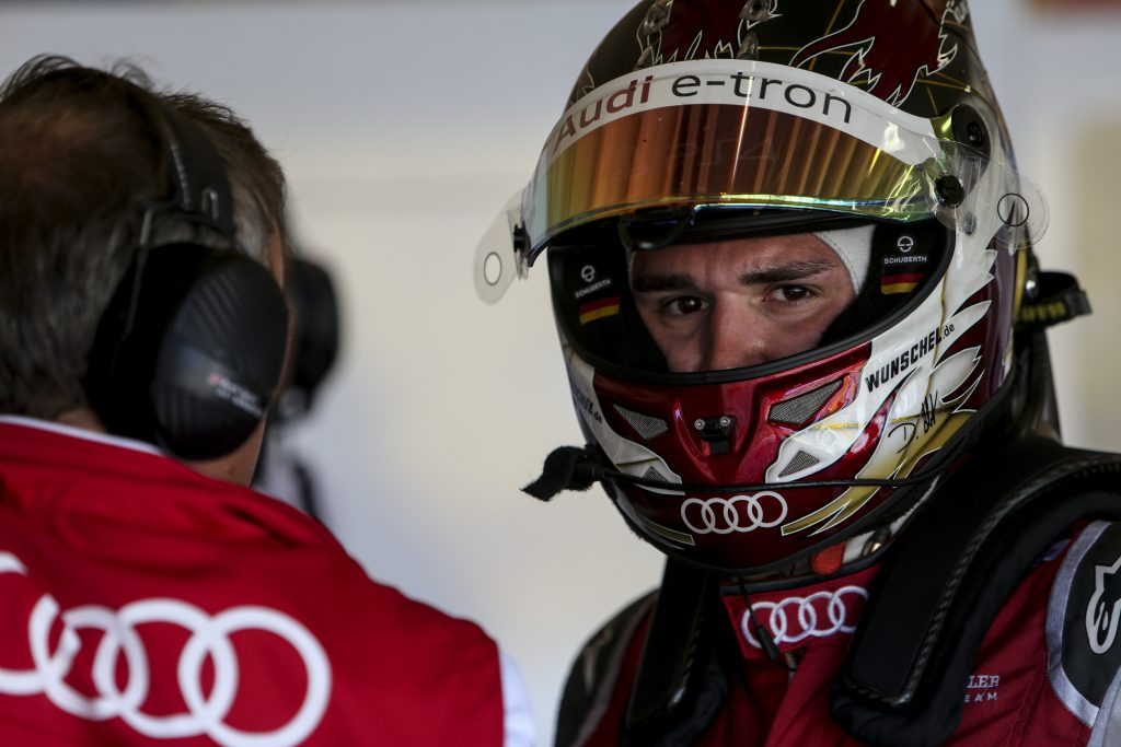"""Abt """"can't smile"""" after Audi team order miscommunication"""