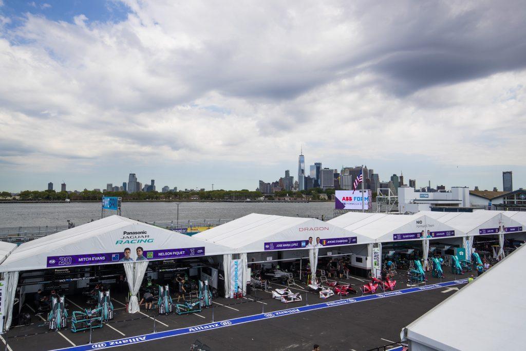 FP3 Results – 2018 New York City E-Prix