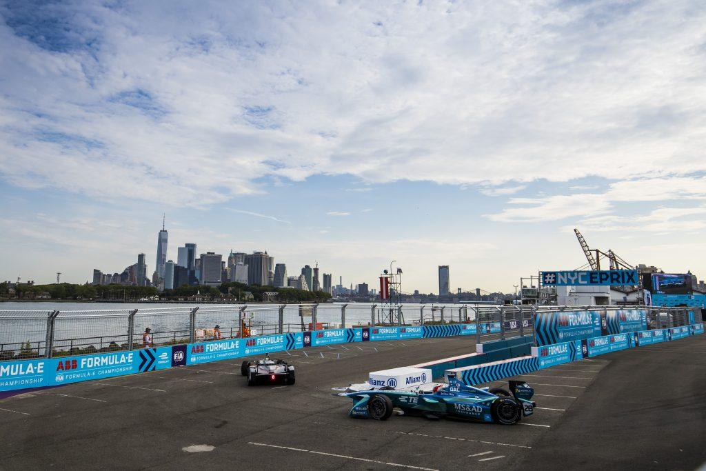 Qualifying Results – 2018 New York City E-Prix (Sunday)