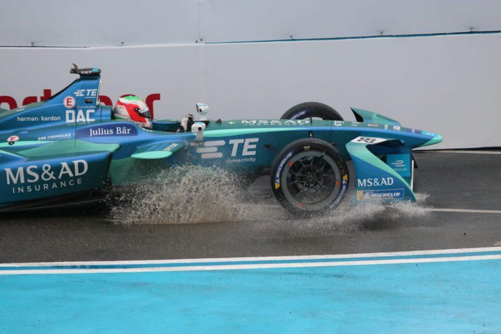 Formula E New York finale temporarily suspended