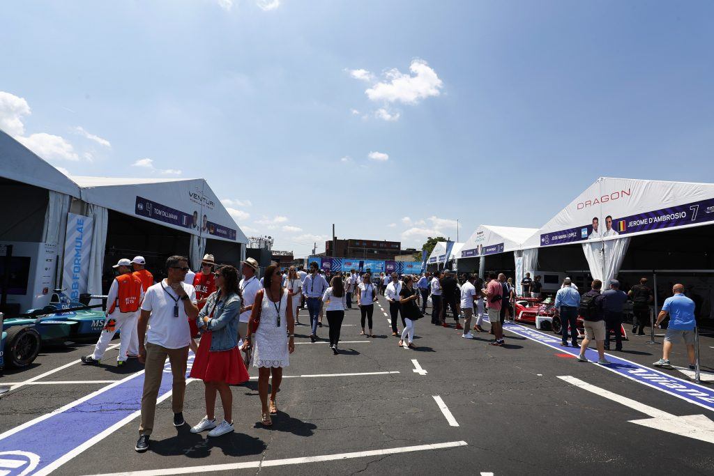 Formula E New York race to go ahead as scheduled